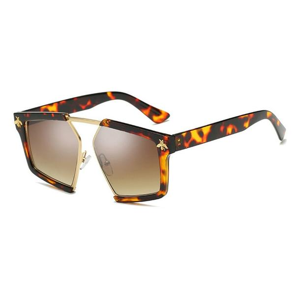 Vintage Retro Square Sunglasses
