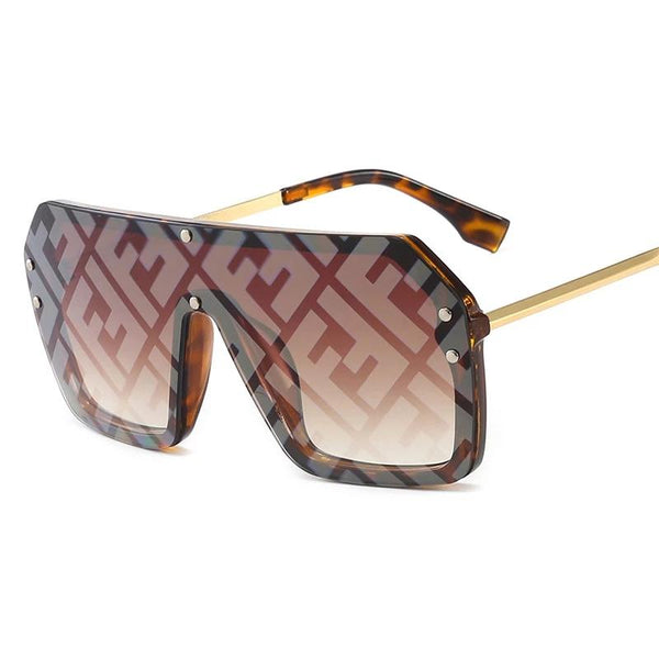 Designer Luxury Watermark Sunglasses