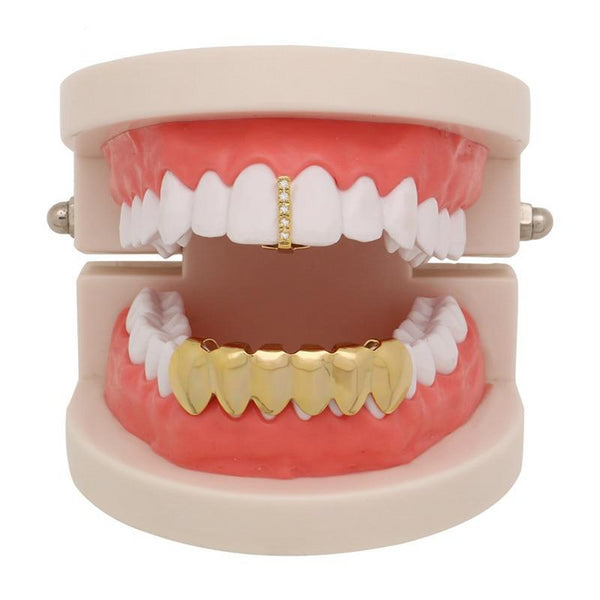 Top & Bottom Grillz Set