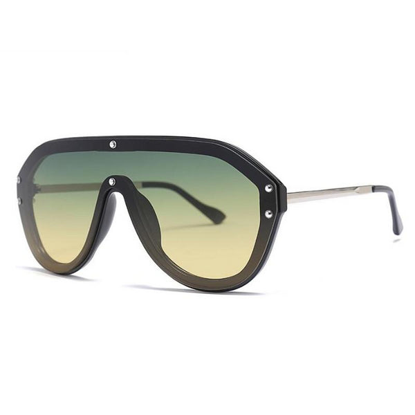 Pilot Oversized Sunglasses