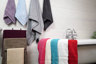 Difference between a bath towel and bath sheet