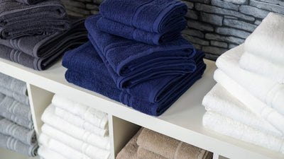 How to keep towels soft and clean for longer