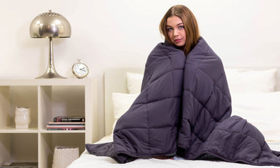 Why use a Slumber Weighted Blanket?