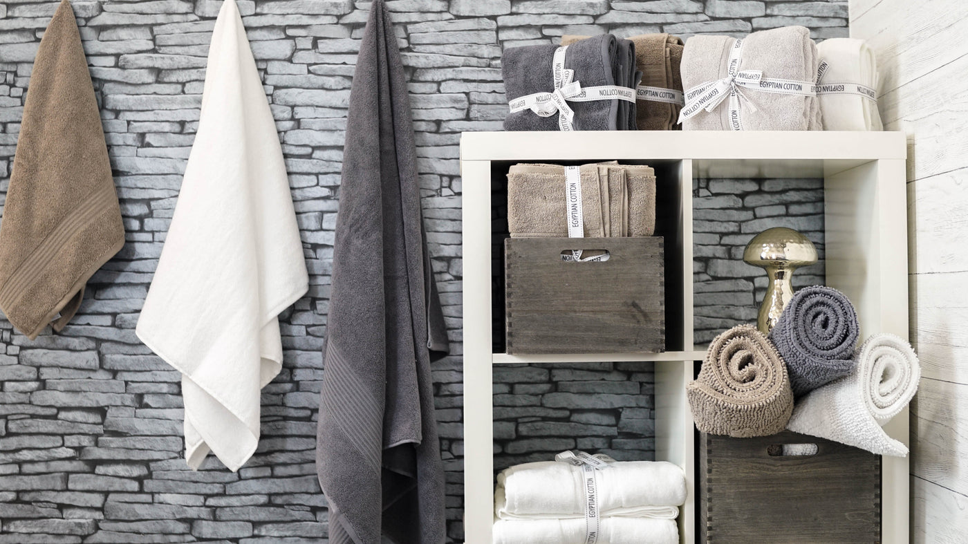 Spa - Luxury Bathroom Towels and Mats