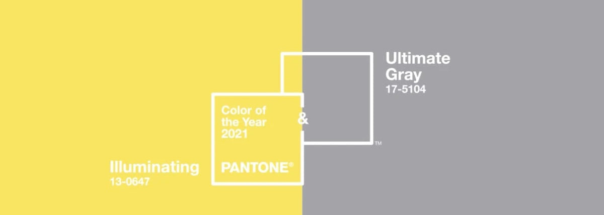 2021 colours of the year