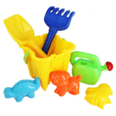Kids bucket and spade beach and sand pit set