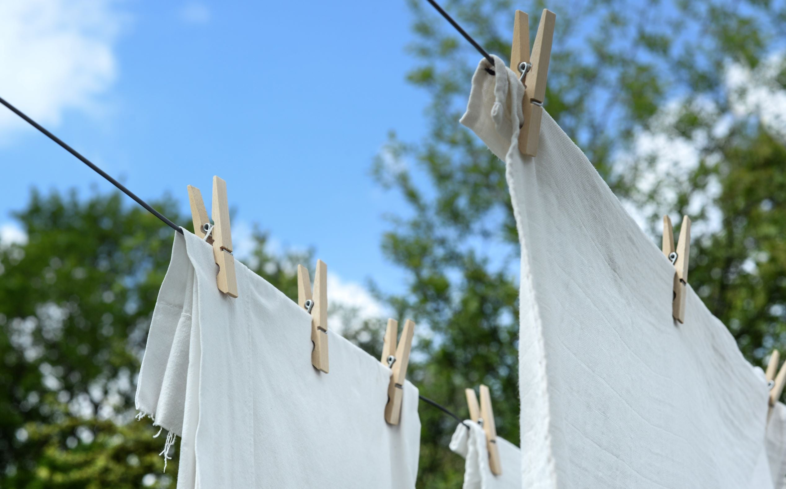 Line Drying Towels