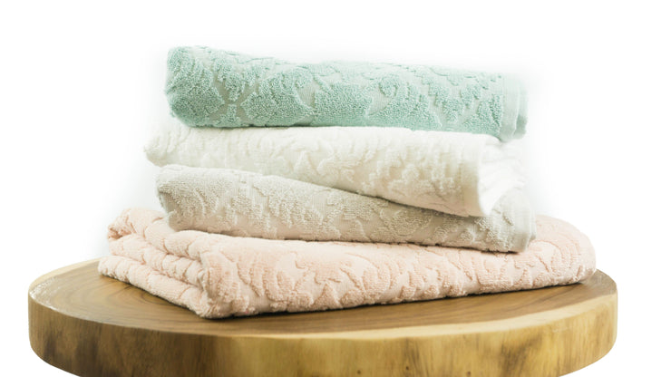 Country House Jacquard Towels - Allure Bath Fashions