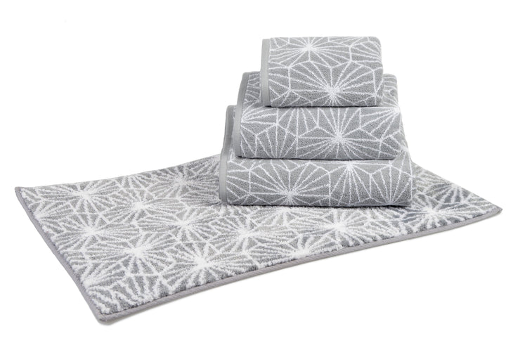 Madrid Jacquard Bath Mat - Allure Bath Fashions