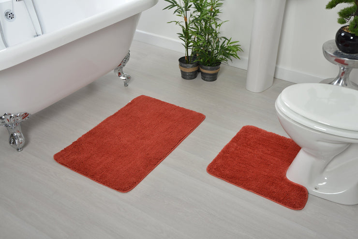Luxury Bath Mat in Microfibre - Non-Slip & Absorbent - Allure Bath Fashions