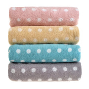 Stripe & Spot Towels - Allure Bath Fashions