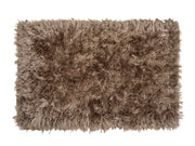Sparkle Shaggy Bath Mat - Allure Bath Fashions