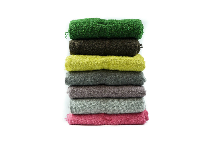 Mohair Throw - Allure Bath Fashions