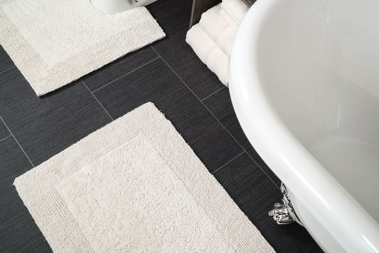 Elegance Reversible Bath Mat - Allure Bath Fashions