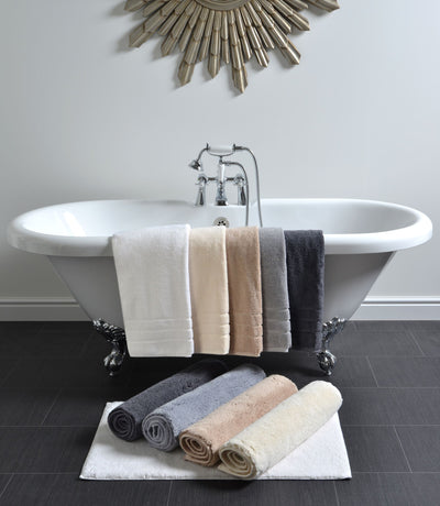 Hotel Luxury Bath Towels - Allure Bath Fashions