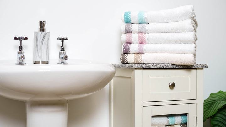 Lauren Vintage Towels - Allure Bath Fashions