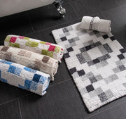Mosaic Bath Mat - Allure Bath Fashions