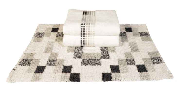 Mosaic Towels - Allure Bath Fashions