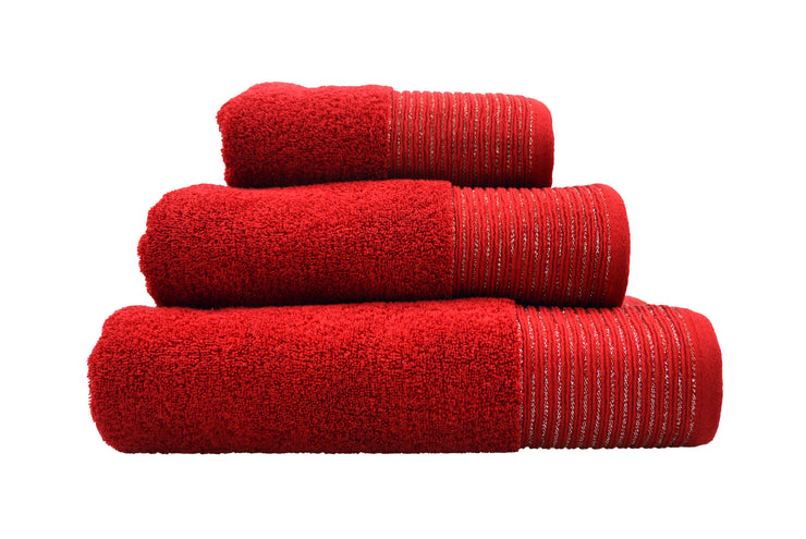 Sparkle Bath Towels