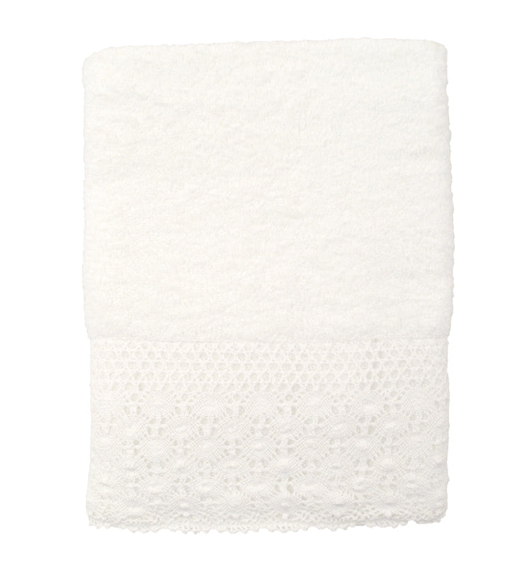 Victorian Lace Towels - Allure Bath Fashions
