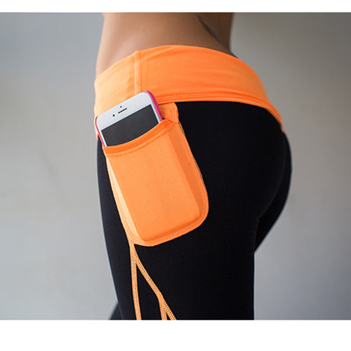 Curve High Waist Pocket Leggings