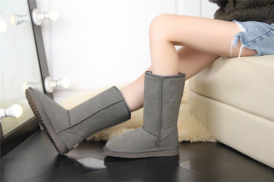 Sydnee II Genuine Leather Boots