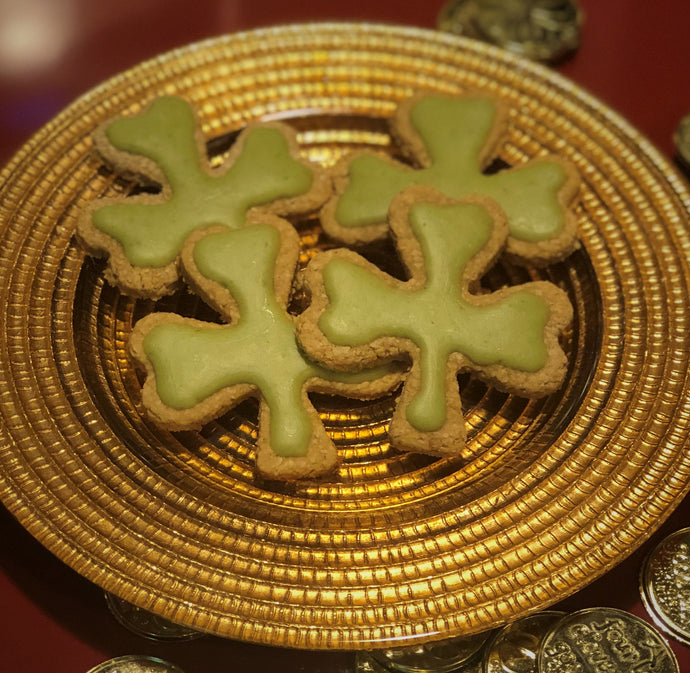 Lucky Shamrock Biskies