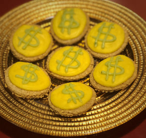 Lucky Coin Biskies