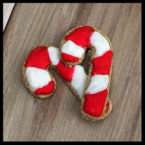 Candy Cane Biskies
