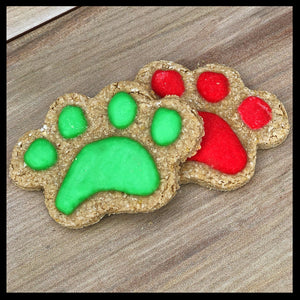 Holiday Paw Biskies