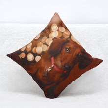 Dachshund Pillow Case Cover