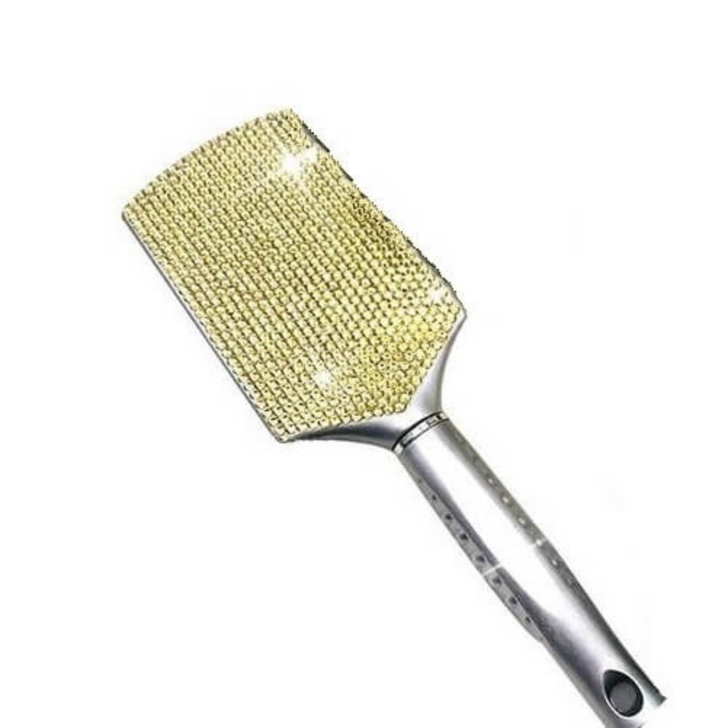 24K Bling Paddle Brush - The Extension Gallery