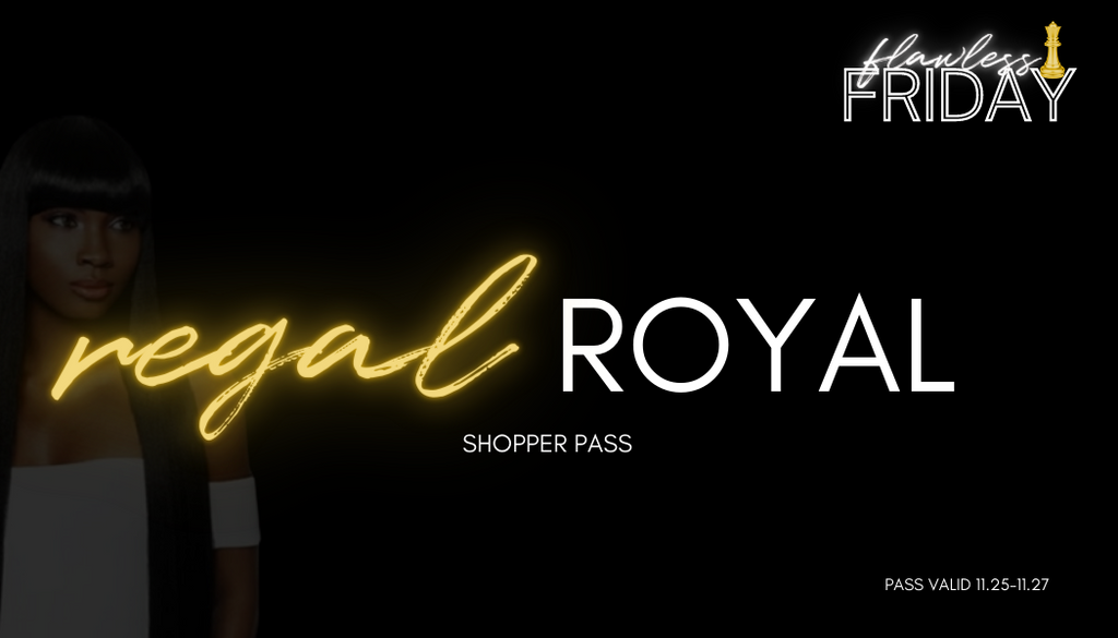 Regal Royal Shopping Pass - The Extension Gallery