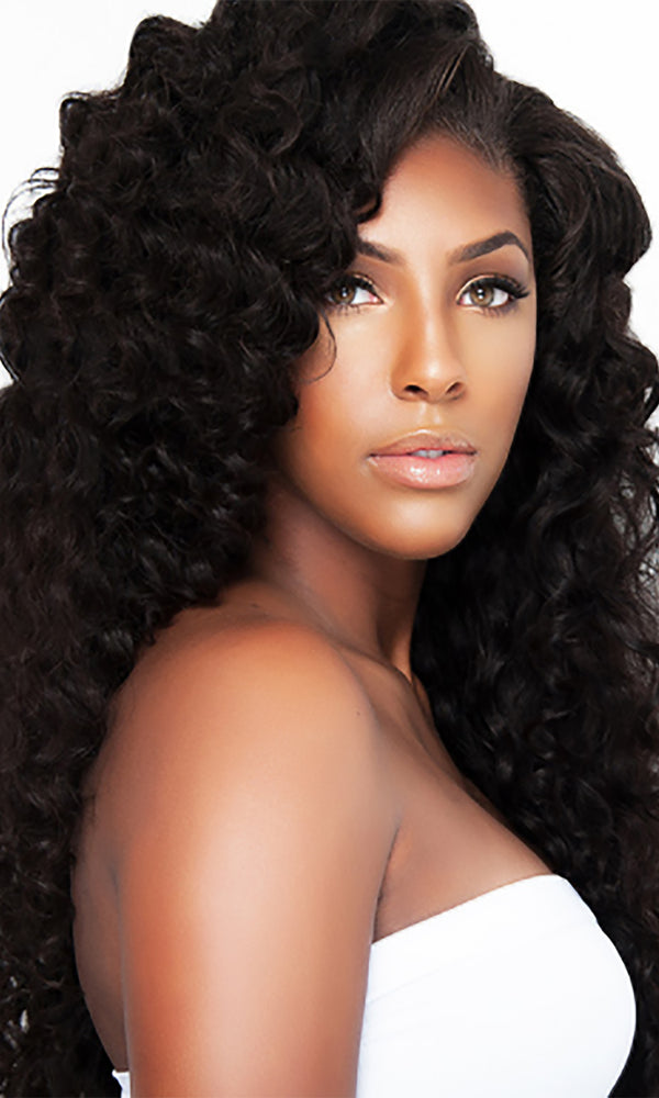 LUXURIOUS LOOSE CURL - The Extension Gallery