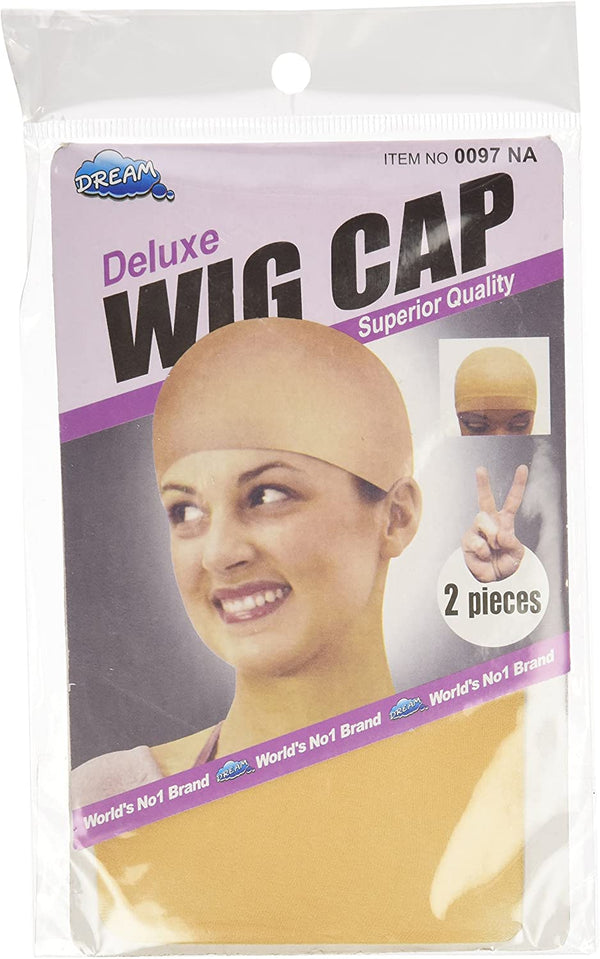 Deluxe Wig Cap - The Extension Gallery