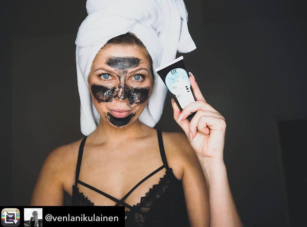 BT Cosmetics Black Mask Peel Off -naamio testissä!