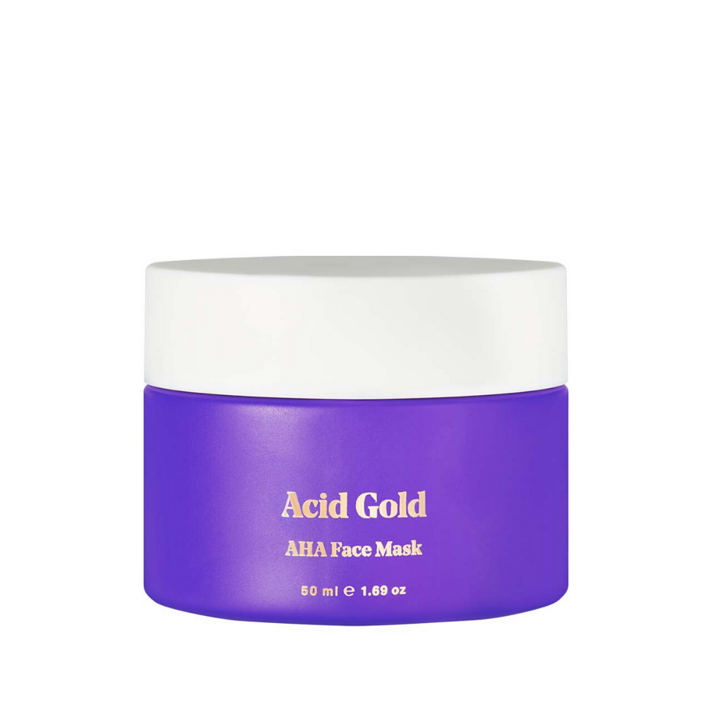 BYBI Beauty - Acid Gold AHA Face Mask