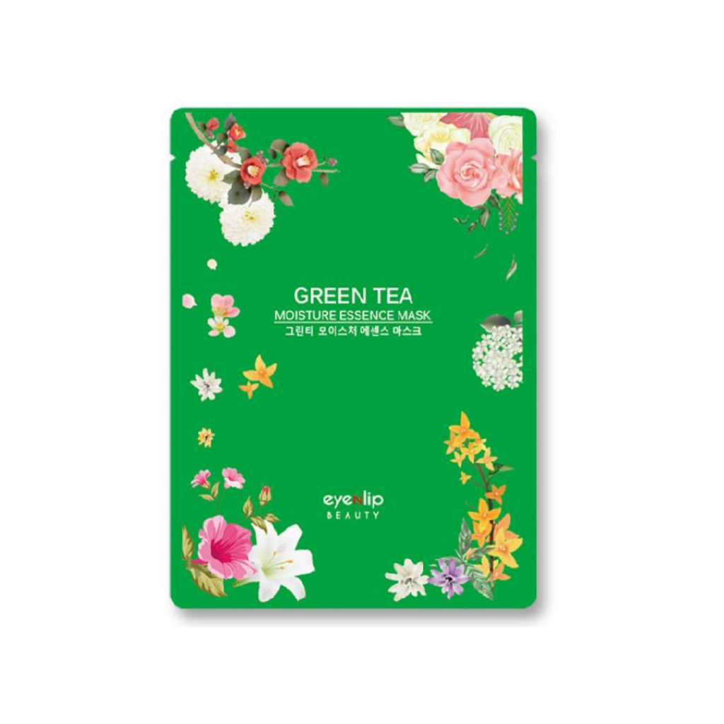 Eyenlip - Moisture Essence Mask Green Tea