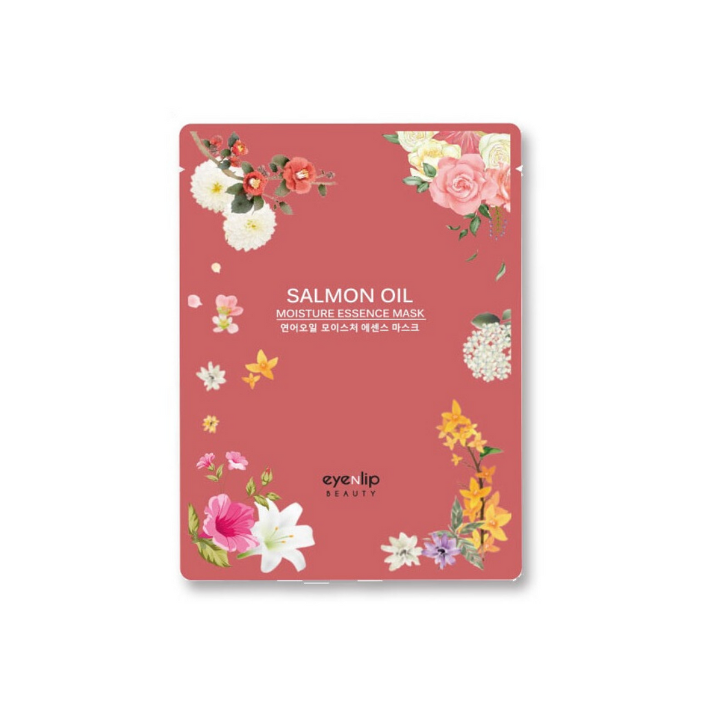 Eyenlip - Moisture Essence Mask Sheet Salmon Oil