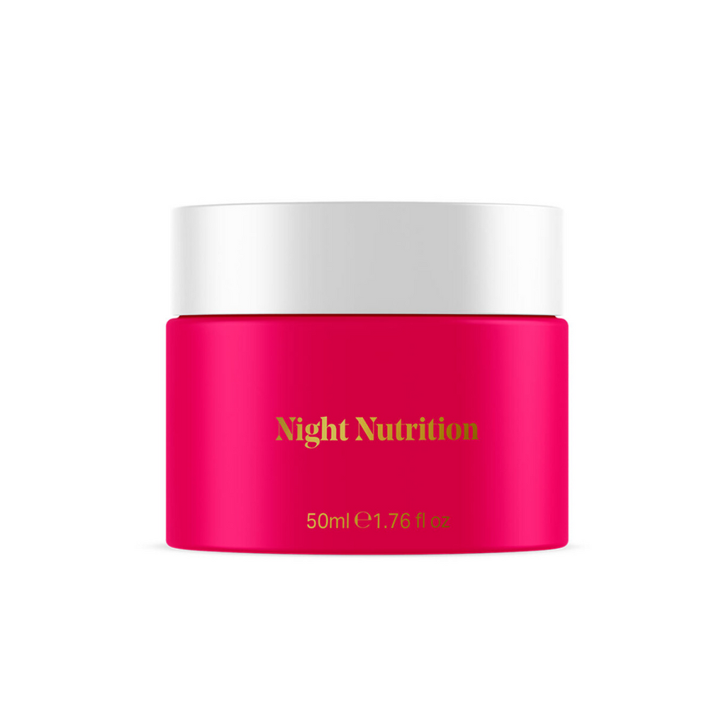 BYBI Beauty - Night Nutrition proteiiniyövoide