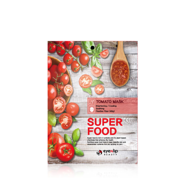 Eyenlip - Superfood Sheet Mask Tomato