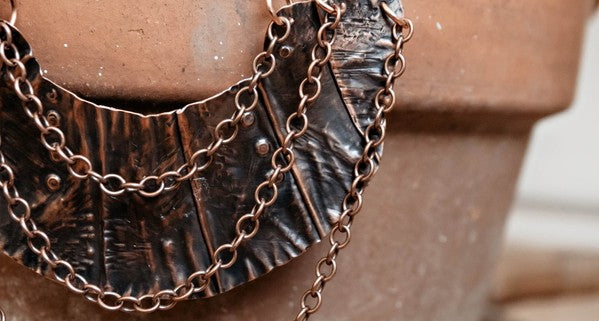 Junebug Jewelry's Guide to Copper Jewelry Care