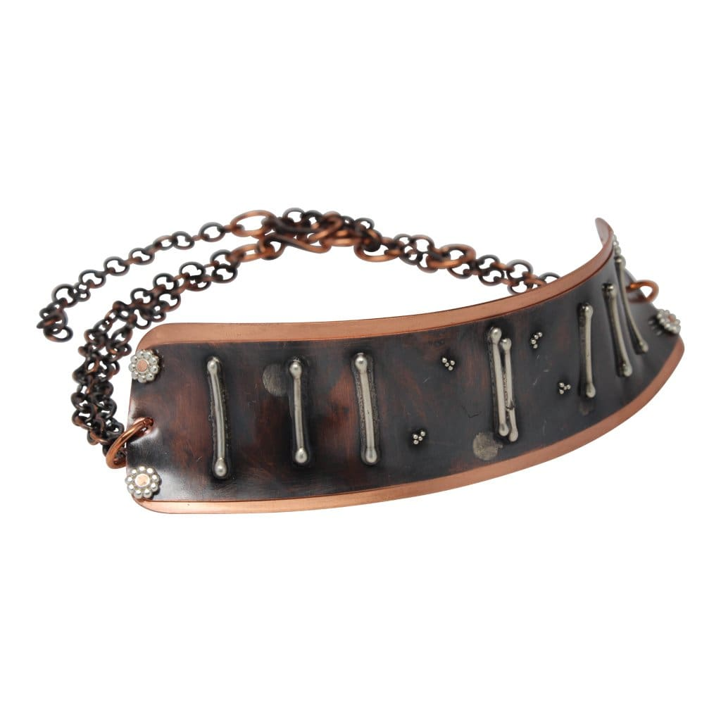 Wakanda-Inspired Warrior Choker Necklace #2 Necklaces