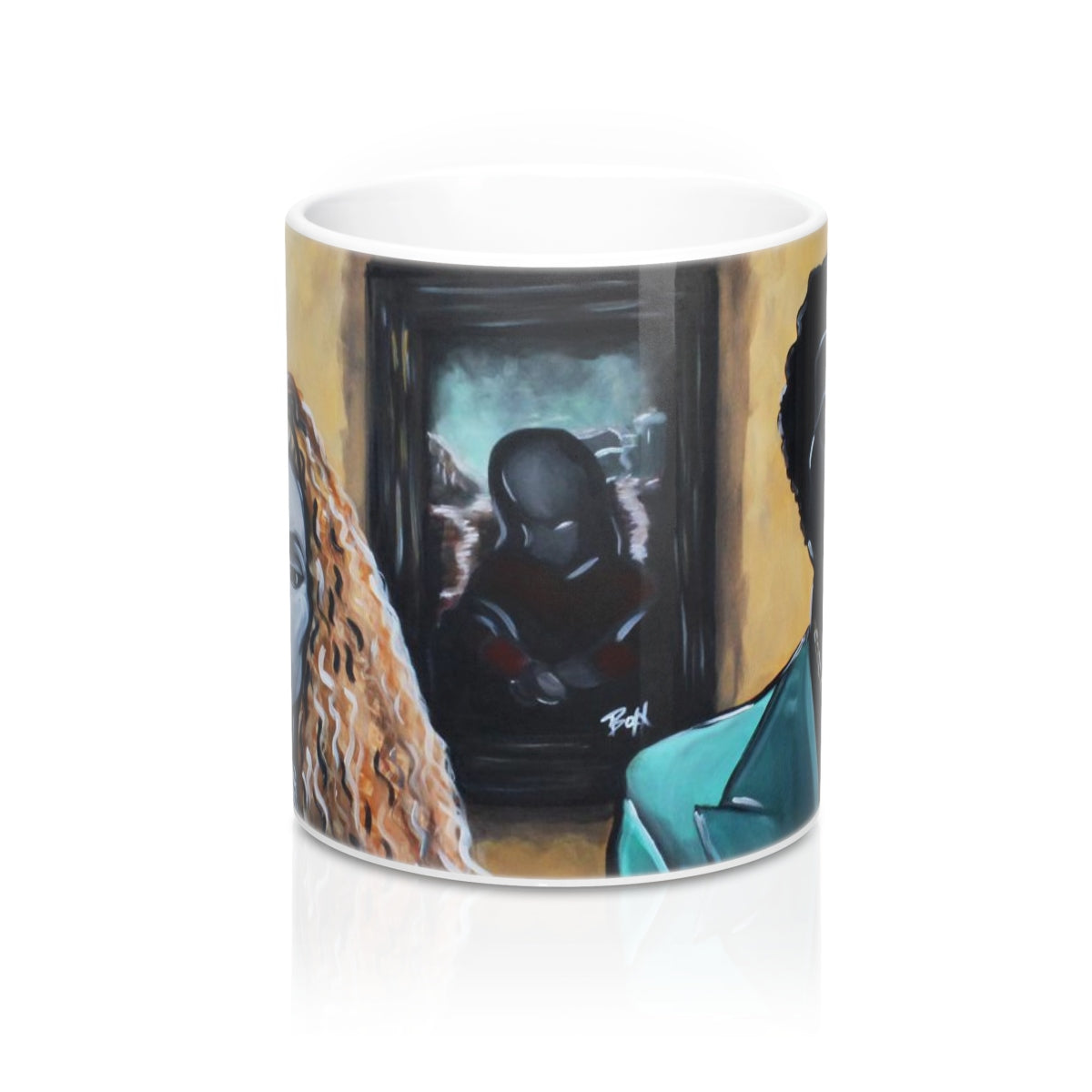 The Carters Mug 11oz