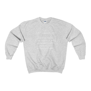 Arthenticity Definition Heavy Blend™ Adult Crewneck Sweatshirt