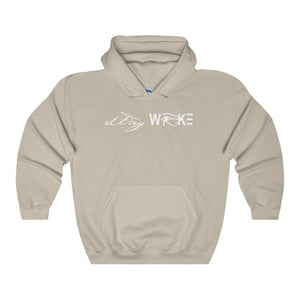 Stay Woke Unisex Heavy Blend Hooded Sweatshirt