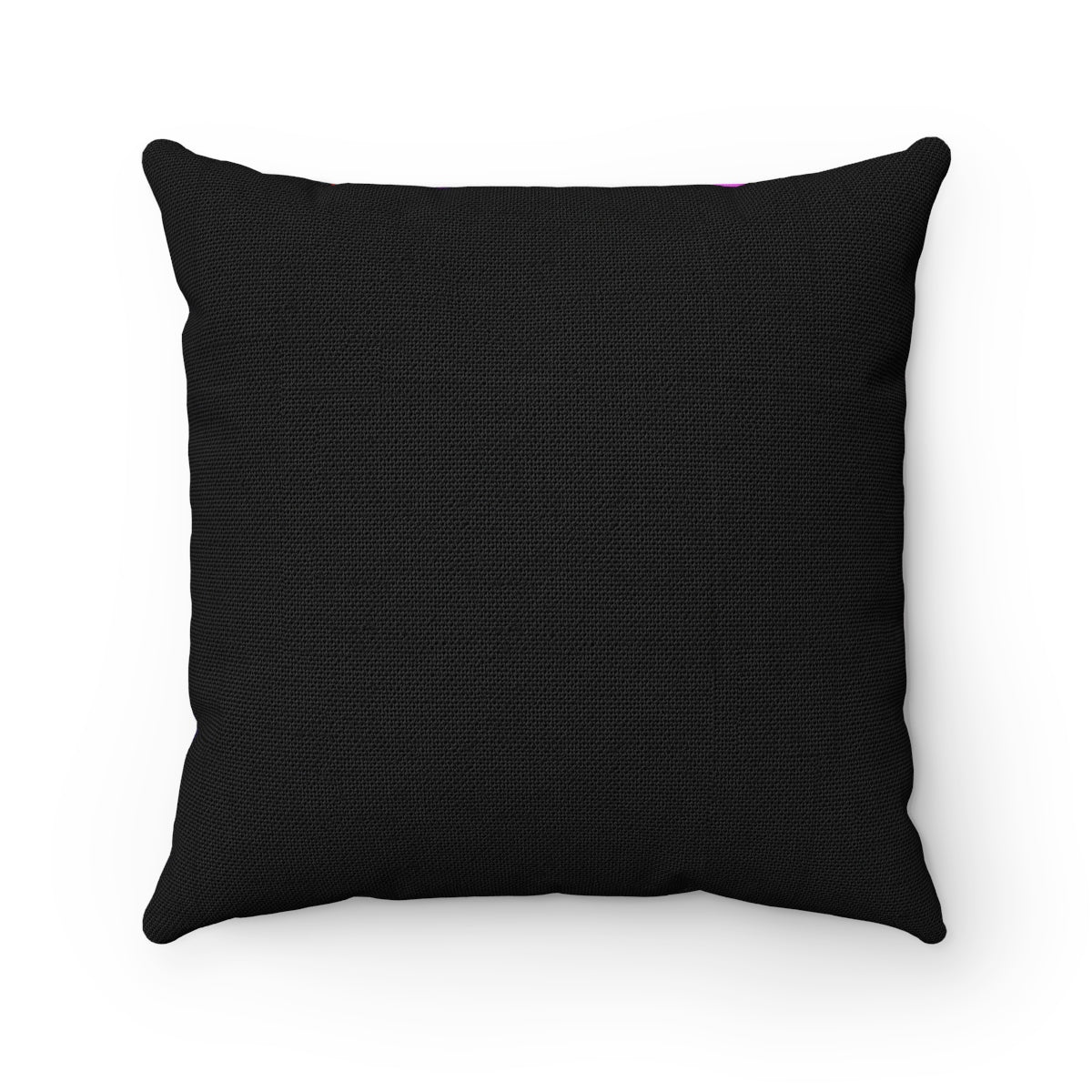 YE Spun Polyester Square Pillow