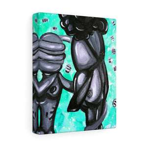 Bae Hive Canvas Gallery Wraps