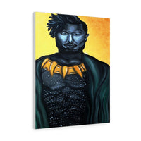 Killmonger Canvas Gallery Wraps