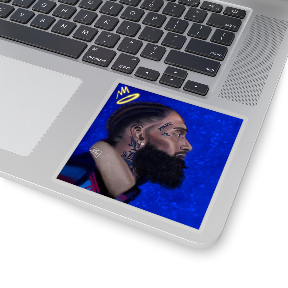 Eternal Hussle Stickers